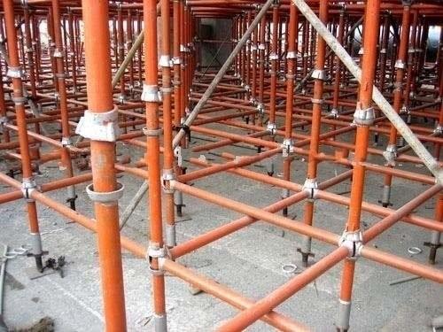 داربست های فلزی