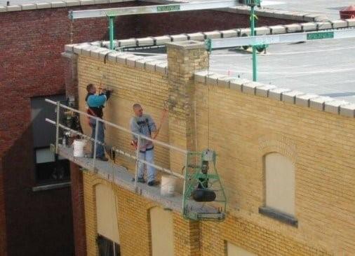 سه پایه های ساختمانی صنعتی